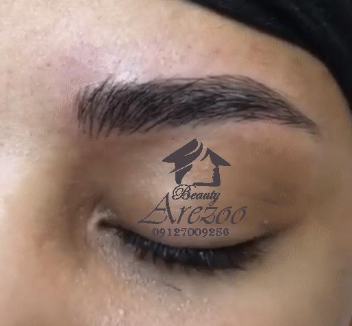 هاشور نانو , #nanoeyebrows